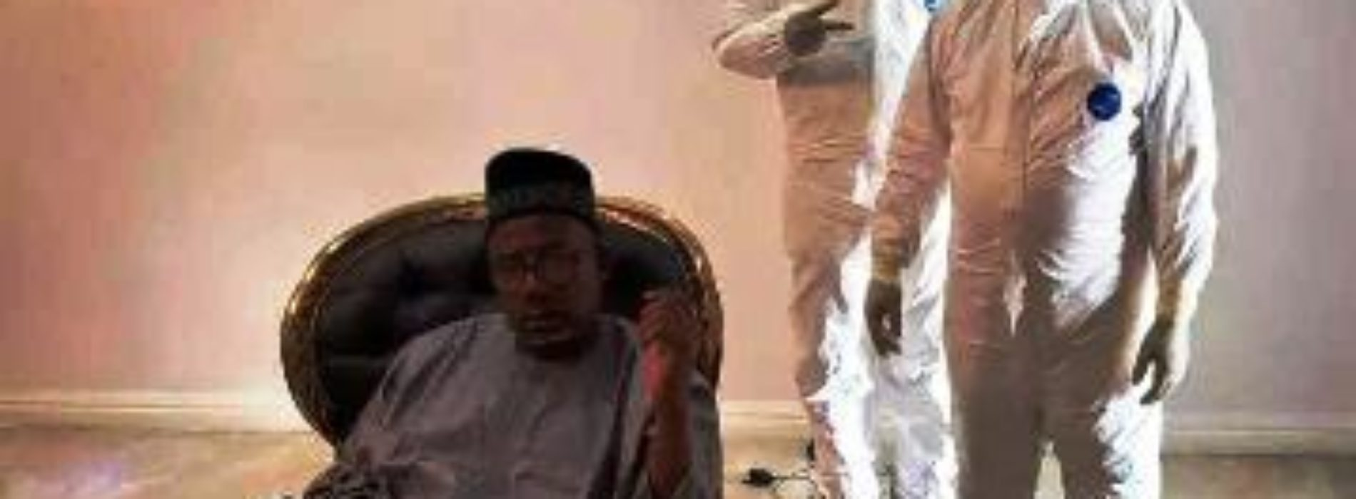 Bauchi governor orders treatment of COVID-19 patients with chloroquine, zithromax