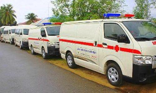 Exxon Mobil donates ambulances, medical supplies to support Nigerian COVID-19 response
