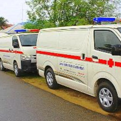 Exxon Mobil donates ambulances, medical supplies to support Nigerian COVID-19 response