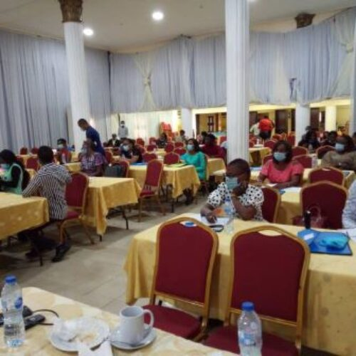 Covid-19: Lagos PLWDs lament media neglect in highlighting plights