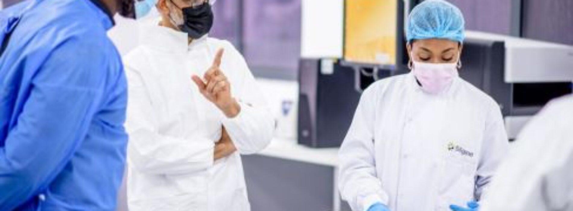 Genomics research company unveils lab in Lagos