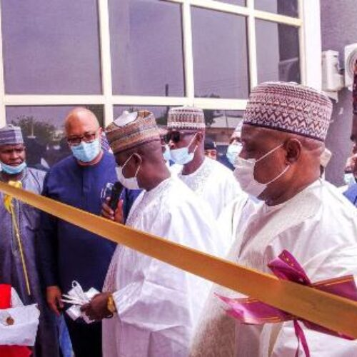 NCDC commissions infectious disease treatment centre in Katsina