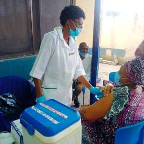 Lagos kicks off administration of Moderna vaccine