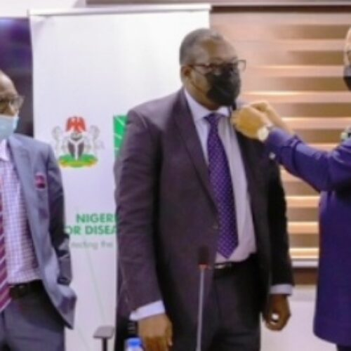 Adetifa Ifedayo steps in as new NCDC DG